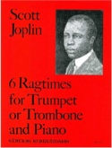 6 Ragtimes Volume 1 Scott Joplin Partition laflutedepan.com