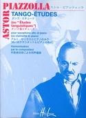 Tango études - Astor Piazzolla - Partition - laflutedepan.com