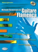 Méthode Elémentaire de Guitare Flamenca laflutedepan.com