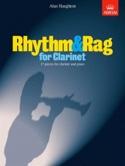Rhythm & Rag For Clarinet Alan Haughton Partition laflutedepan.com
