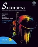Saxorama Volume 2 A Partition Saxophone - laflutedepan.com