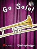 Go Solo! - Robert Van Beringen - Partition - laflutedepan.com