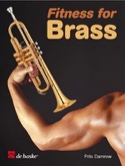 Fitness For Brass Frits Damrow Partition Trompette - laflutedepan.com