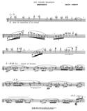 Rhapsodie Lucie Robert Partition Saxophone - laflutedepan.com