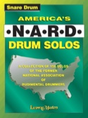 America's N.A.R.D. Drum Solos Partition laflutedepan.com
