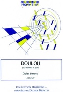 Doulou Didier Benetti Partition Marimba - laflutedepan.com