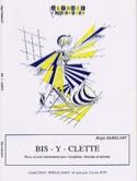 Bis-Y-Clette - Régis Famelart - Partition - laflutedepan.com