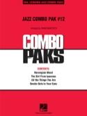 Jazz Combo Pak # 12 - Partition - ENSEMBLES - laflutedepan.com
