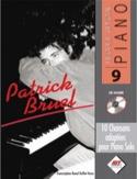Recueil spécial piano N° 9 Patrick Bruel Partition laflutedepan.com