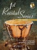 1st Recital series Partition Timbales - laflutedepan.com