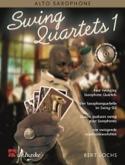 Swing Quartets - Bert Lochs - Partition - Saxophone - laflutedepan.com