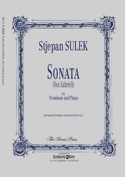 Sonata Vox Gabrieli Stjepan Sulek Partition laflutedepan.com