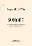 Sonoro - Roger Kellaway - Partition - laflutedepan.com