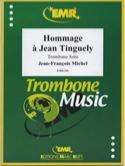 Hommage à Jean Tinguely Jean François Michel laflutedepan.com