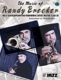 The Music Of Randy Brecker Randy Brecker Partition laflutedepan.com