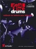 Real Time Drums 1 - Techniques de Batterie Par L' Etude de Styles - laflutedepan.com