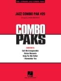 Jazz Combo Pak # 25 - Partition - ENSEMBLES - laflutedepan.com