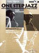 One Step Jazz - Michel Pellegrino - Partition - laflutedepan.com