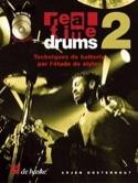 Real Time Drums 2 - Techniques de Batterie Par L' Etude de Styles - laflutedepan.com