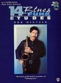 14 Blues & Funk Etudes Bob Mintzer Partition laflutedepan.com