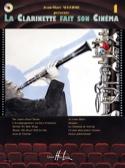 La clarinette fait son cinéma volume 1 Partition laflutedepan.com
