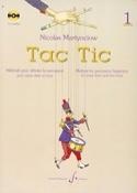 Tac Tic Volume 1 Nicolas Martynciow Partition laflutedepan.com