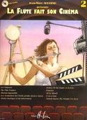 La flûte fait son cinéma volume 2 - Partition - laflutedepan.com