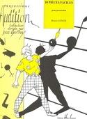 10 Pièces faciles - Bruno Giner - Partition - laflutedepan.com