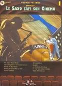 Le saxo fait son cinéma volume 1 Partition laflutedepan.com