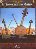Le violon fait son cinéma volume 1 - Partition - laflutedepan.com