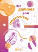 Des Gammes Pour Improviser - laflutedepan.com