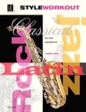 Style Workout For Solo Saxophone James Rae Partition laflutedepan.com
