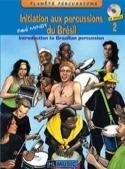 Initiation Aux Percussions du Brésil Volume 2 laflutedepan.com