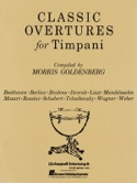 Classic Overtures For Timpani Partition Timbales - laflutedepan.com