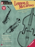 Jazz play-along volume 29 - Lennon & Maccartney laflutedepan.com