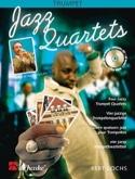 Jazz quartets Bert Lochs Partition Trompette - laflutedepan.com