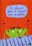 Le Clavier Bien A Temps Pour Se Repérer Volume 1 - laflutedepan.com