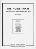 The Noble Snare Volume 4 Partition Caisse-claire - laflutedepan.com