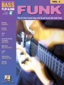 Bass Play-Along Volume 5 - Funk Partition Guitare - laflutedepan.com