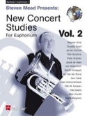 New Concert Studies Volume 2 Sol Partition Tuba - laflutedepan.com