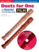 Duets For One Film Partition Flûte à bec - laflutedepan.com