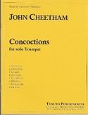 Concoctions - John Cheetham - Partition - Trompette - laflutedepan.com