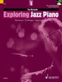 Exploring Jazz Piano Volume 1 Tim Richards Partition laflutedepan.com