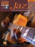 Guitar Play-Along Volume 16 - Jazz Guitar Partition laflutedepan.com