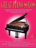 Great piano solos - The show book - Partition - laflutedepan.com