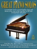 Great piano solos - The film book Partition laflutedepan.com
