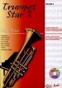 Trumpet star 3 Partition Trompette - laflutedepan.com