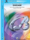 Chicago - Harmonie John Kander Partition ENSEMBLES - laflutedepan.com