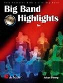 Big Band Highlights For Trombone TC/BC Johan Plomp laflutedepan.com