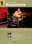 Drumset Essentials Volume 1 Peter Erskine Partition laflutedepan.com